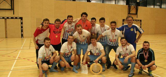 14. Österreichische Futsal Meisterschaft 2016/2017 – GSZ Graz ist Futsal Meister