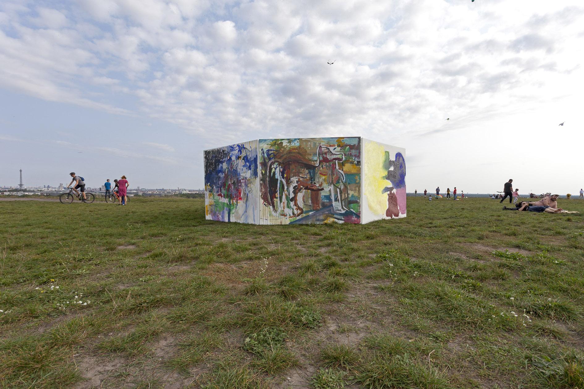 Ausstellung auf dem Drachenberg
