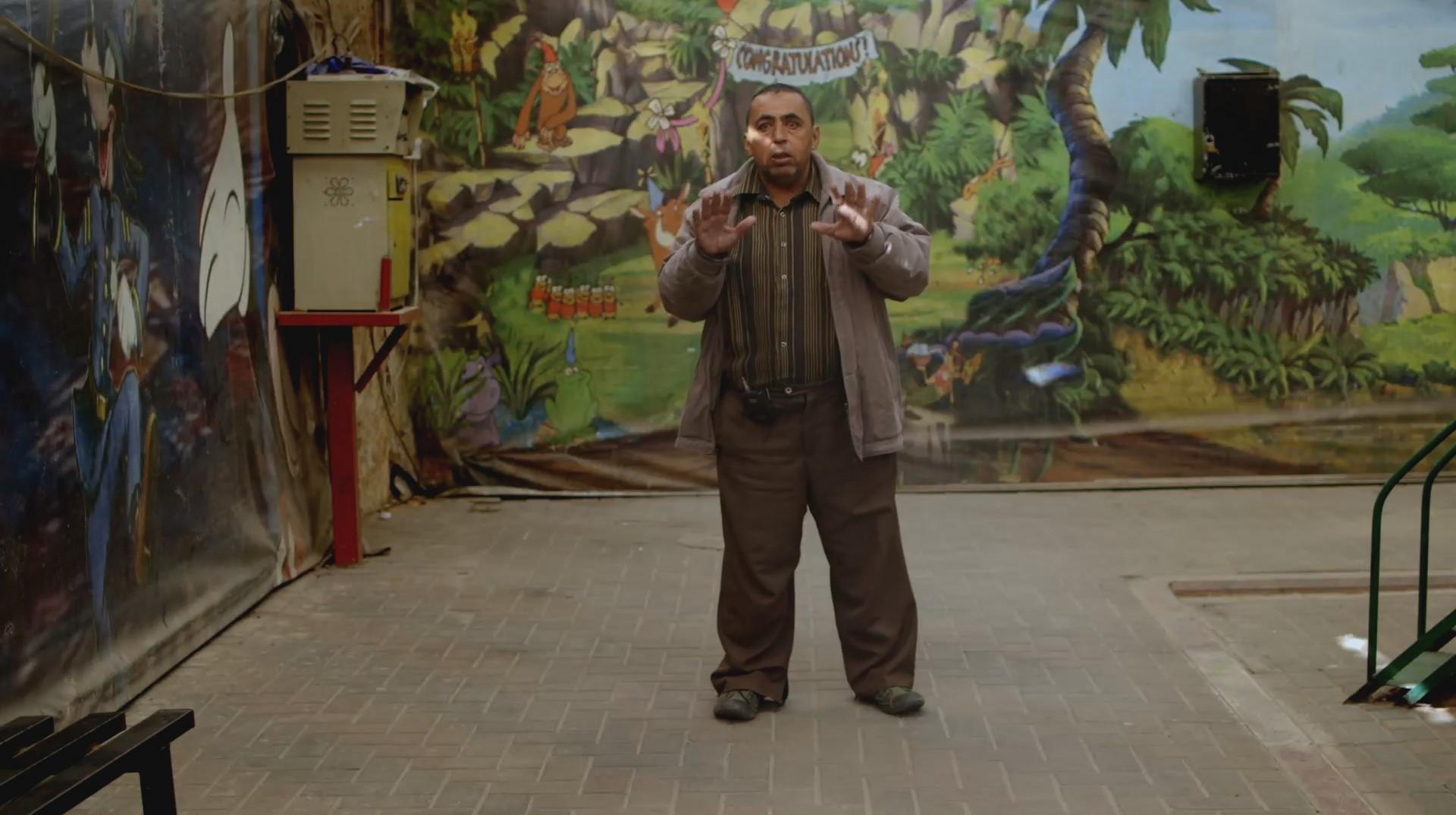 "Pary El-Qualqili, ""ZOOLAND"", Filmstill"