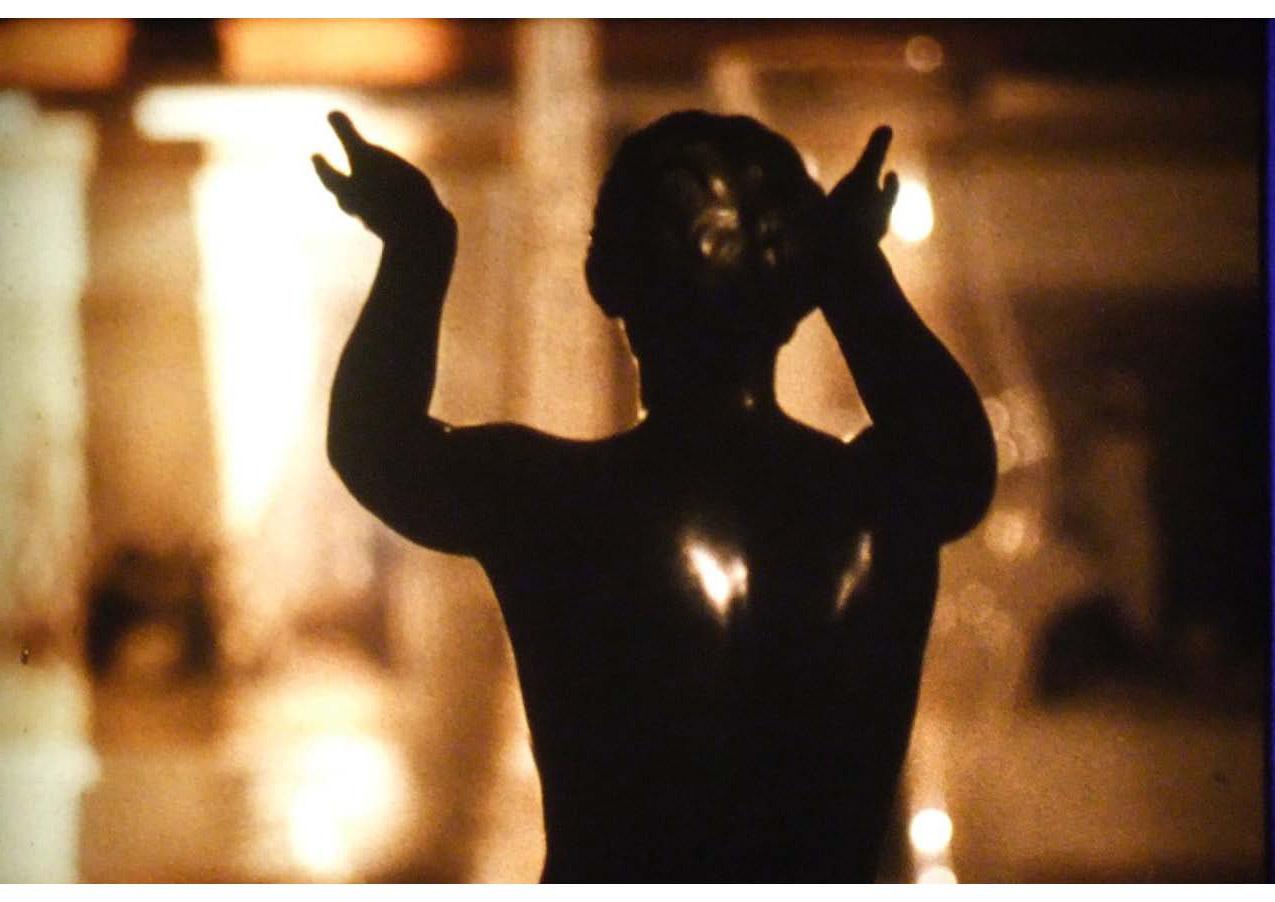 "Robert Beavers, ""The Suppliant"", 2010, Video Still, 16mm, 5min"