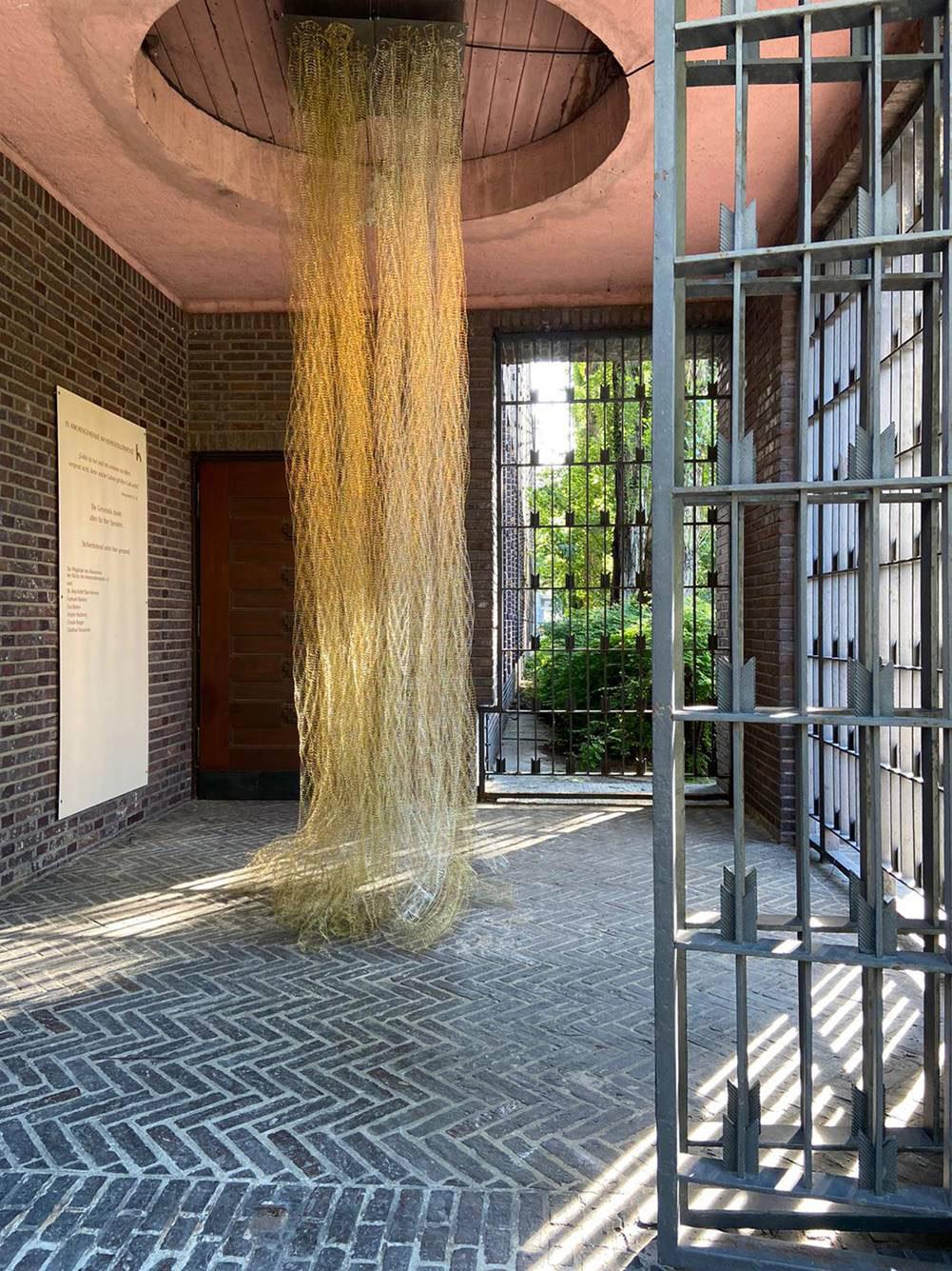 Installationsansicht, Fotonachweis: Ellinor Euler
