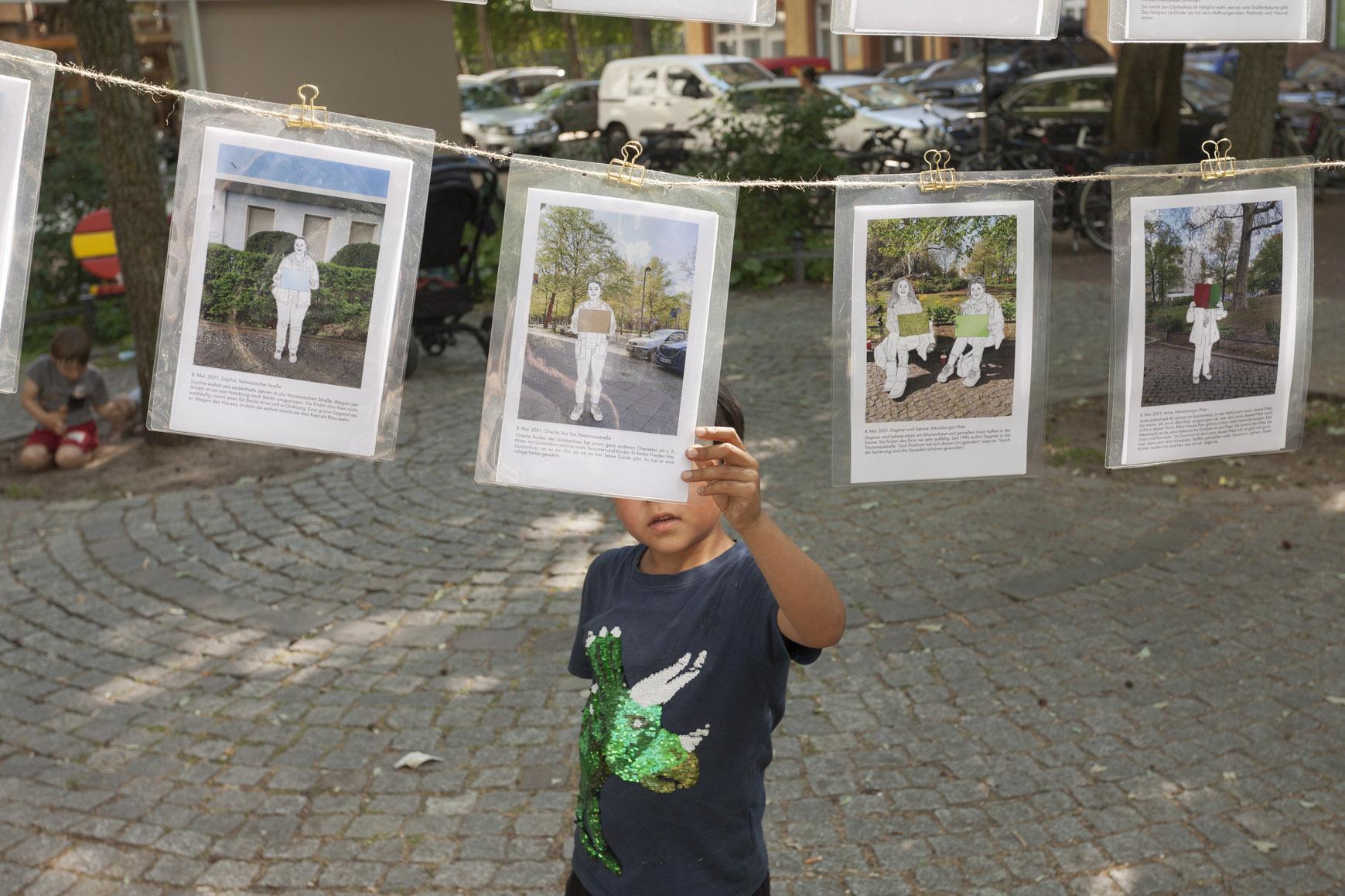 ©stadtfindetkunst, Eröffnung Farbklang im Güntzelkiez