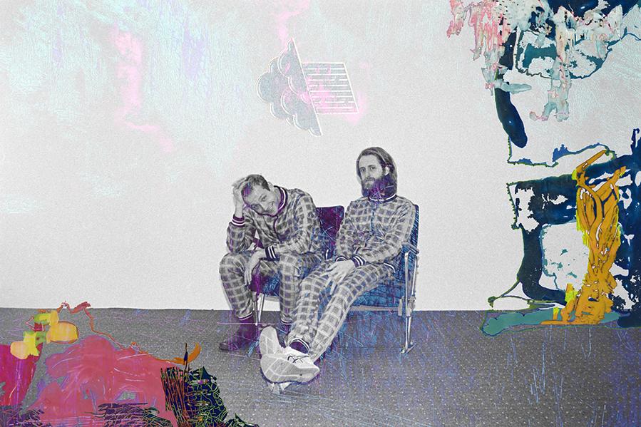 """Patrick Wallochny/Michael Schröder: aka """"rain boy"""", Indie-Pop"""