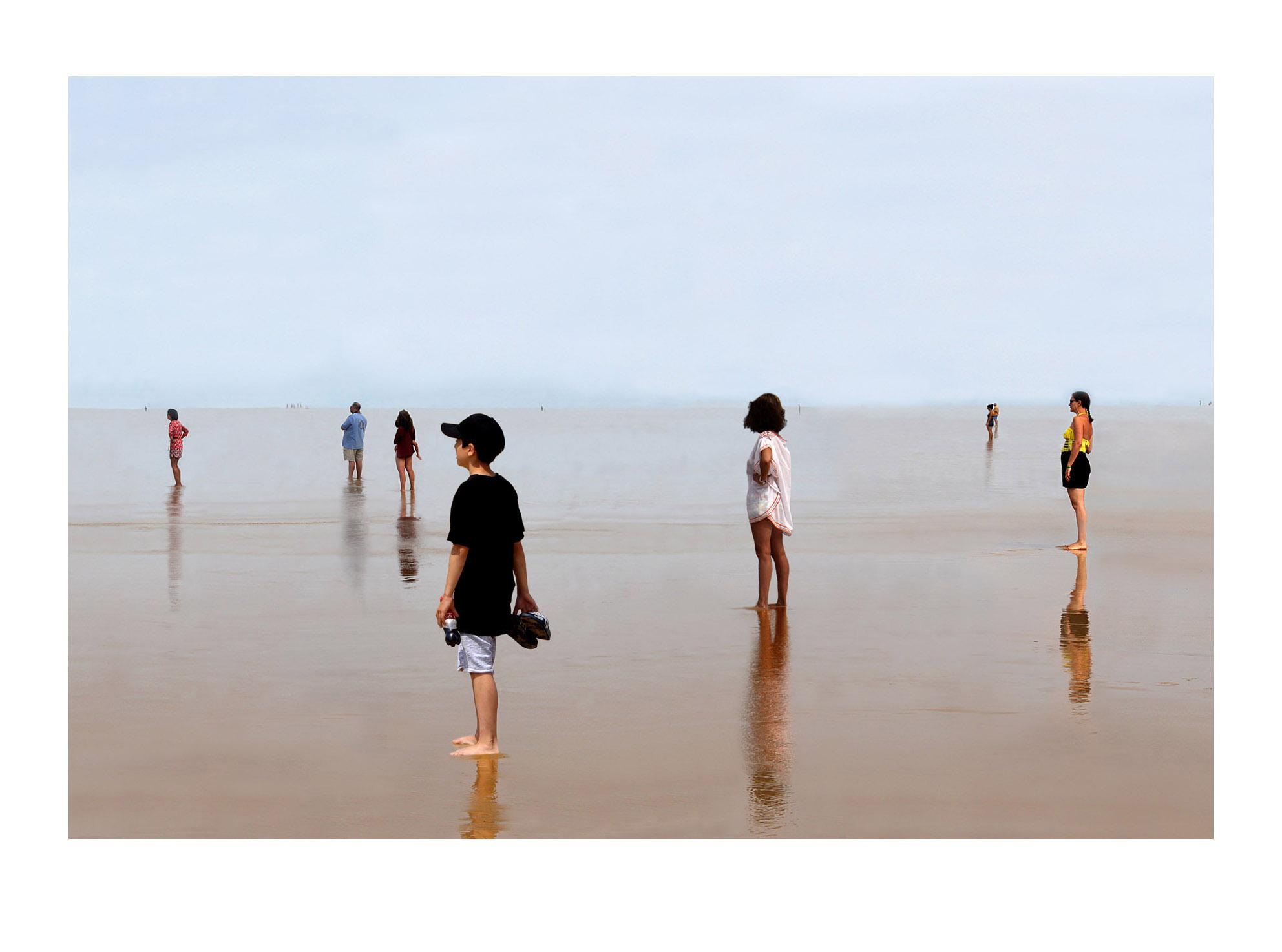 """Catrin Wechler, """"Wohin"""", 2021, Fotografie, 60 x 90 cm, VG Bild-Kunst"""