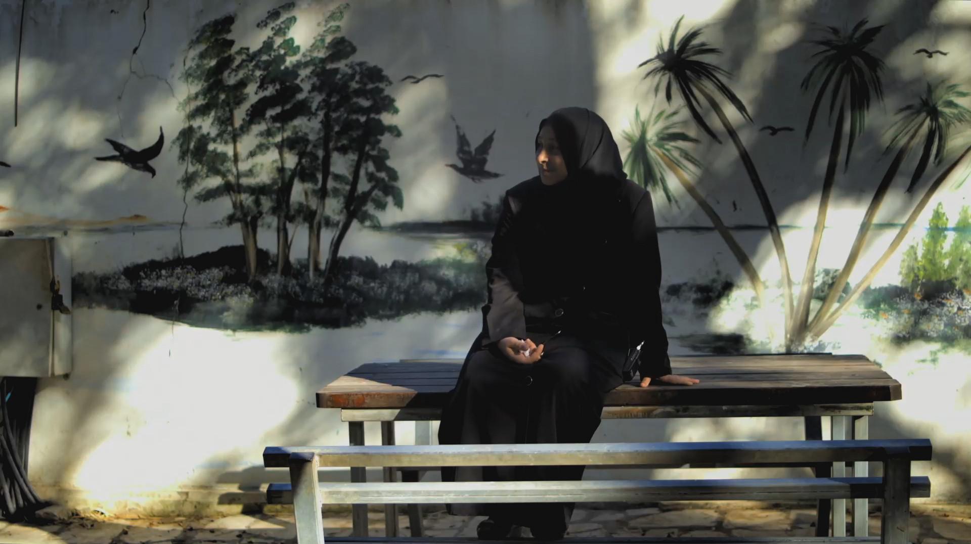 """Pary El-Qalqili, """"ZOOLAND"""", Filmstill"""
