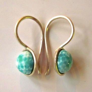 Ohrhänger-Silber