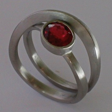 Ring-Palladium-Spinell