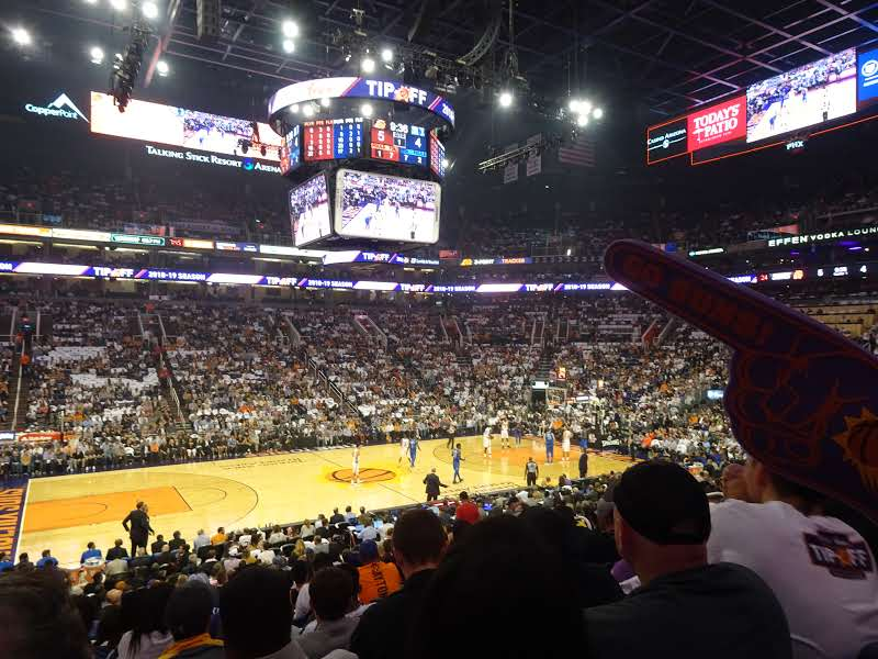 Phoenix Suns vs Dallas Mavericks