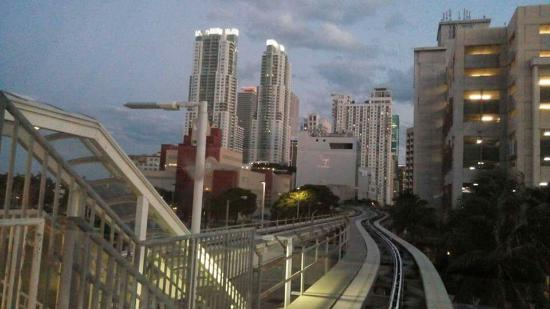 Ligne de Metromover