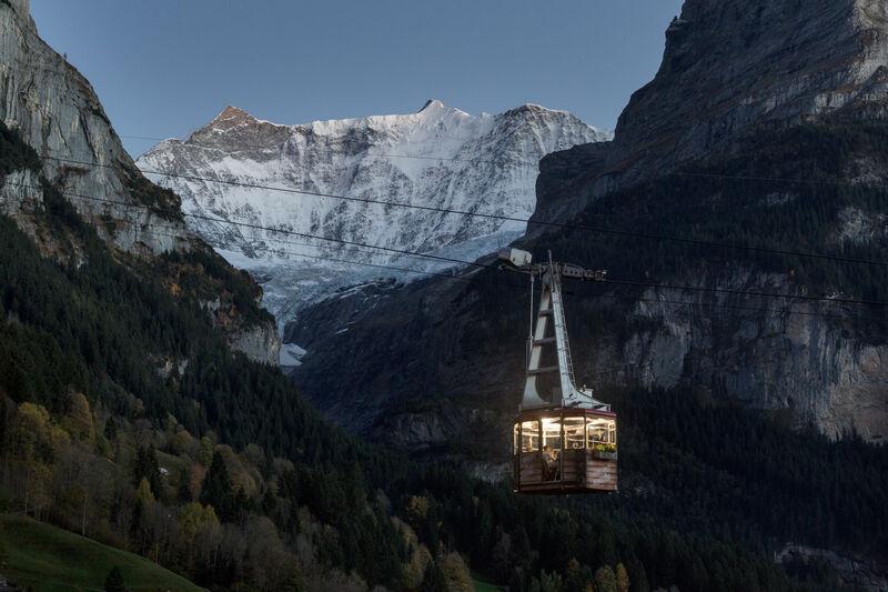 Grindelwald - Pfingstegg