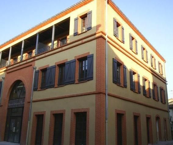Maison des Ecritures Lombez Occitanie