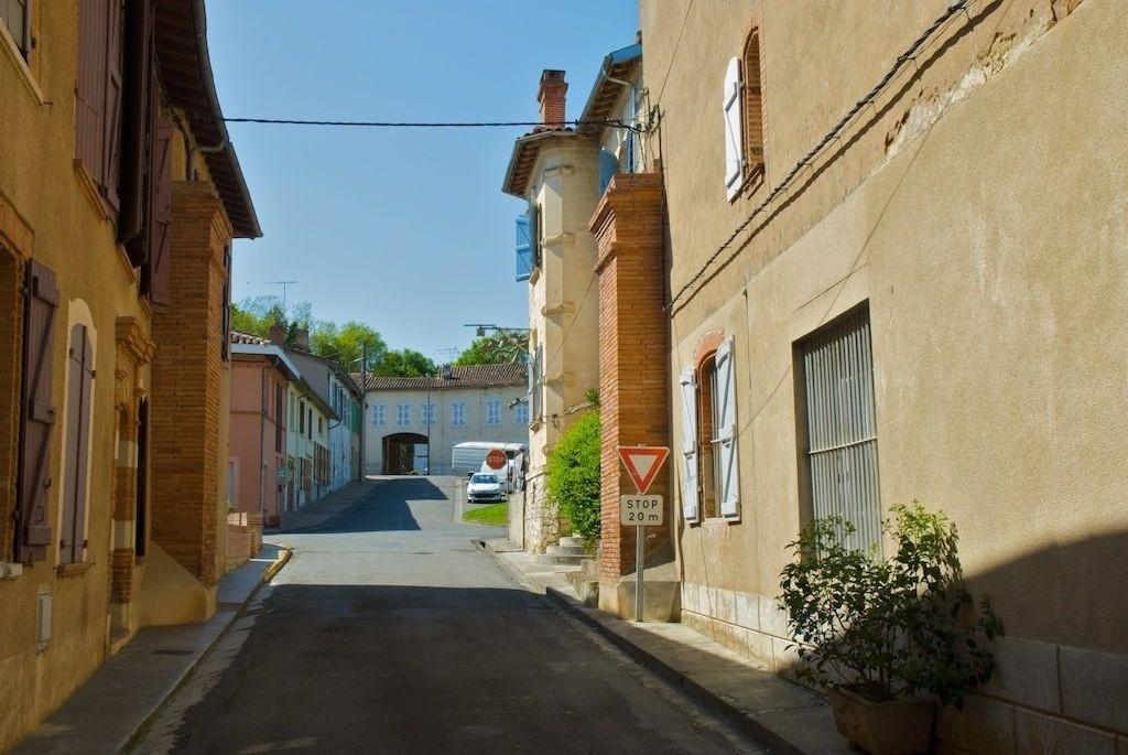 Anciennes portes de la ville de Lombez