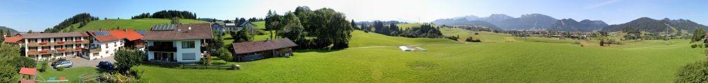 Bauernhof im Allgäu 360 Grad