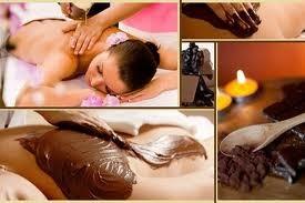 Institut de beauté Chatellerault : soin du corps au chocolat