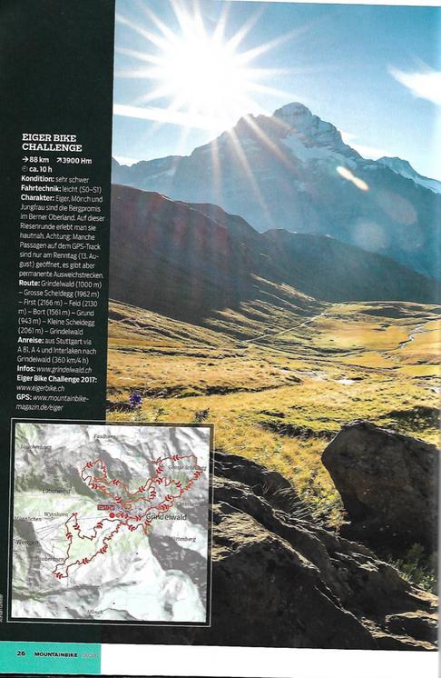 MOUNTAINBIKE Magazin