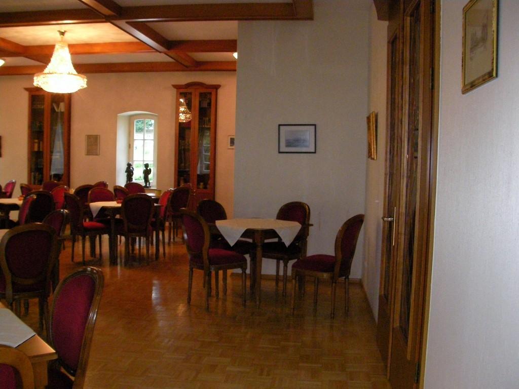 Schloss Merten-Seminarraum
