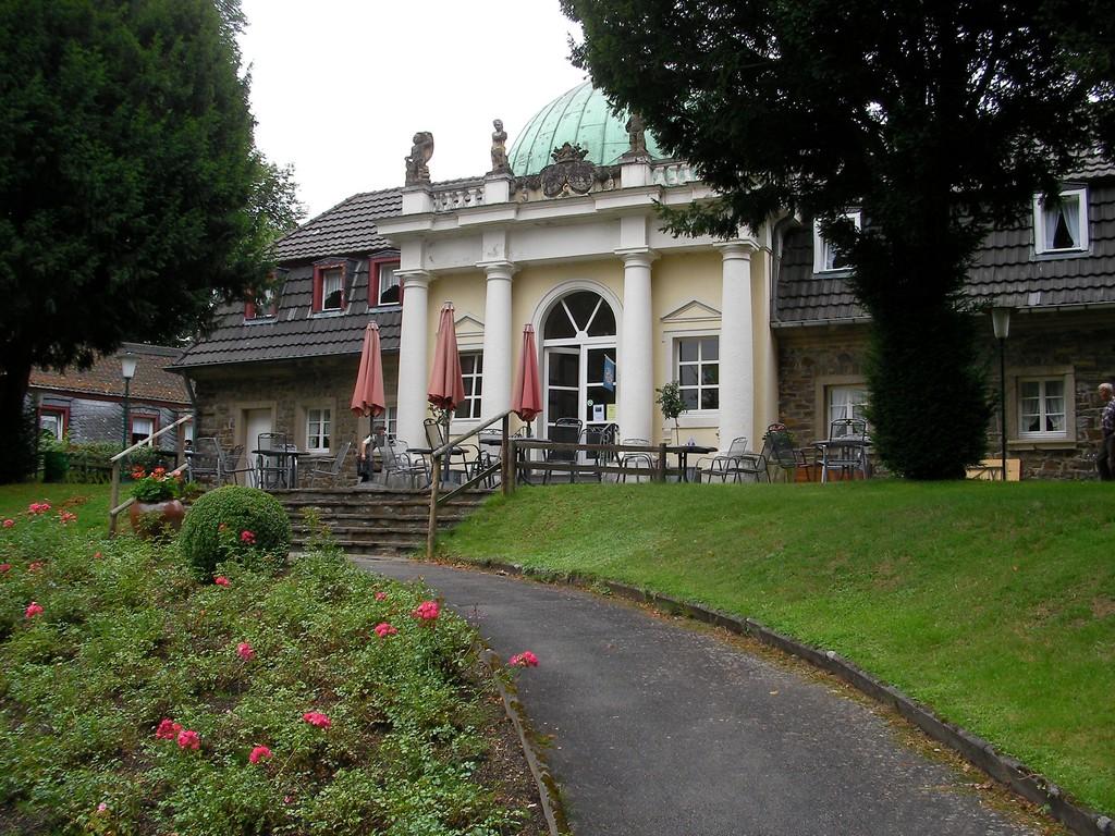 Orangerie Schloss Merten