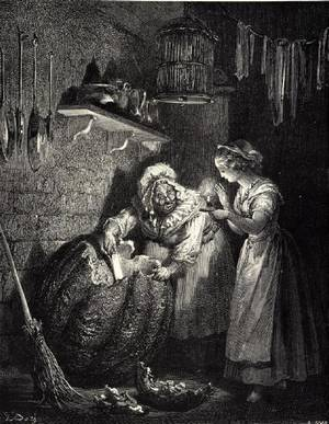 illustrations-of-cinderella-by-gustave-dore