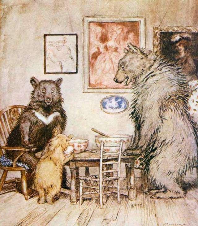 three-bears-arthur-rackham