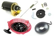 démarreurs-kits de réparation pour tondeuses autoportées et pièces de lanceurs pour la motoculture