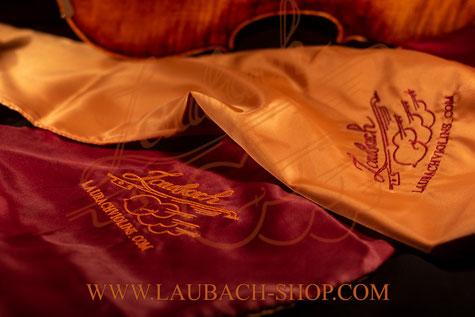 silk cover for violin