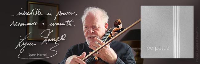 Комплект струн для виолончели Perpetual