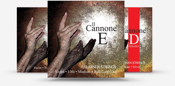 IL Cannone струнной мануфактуры Larsen - для скрипки  LIS5525   купить не дорого