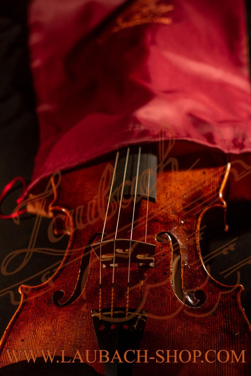 silk cover for viola