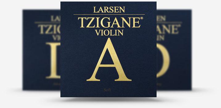 Tzigane для скрипки Larsen   купить