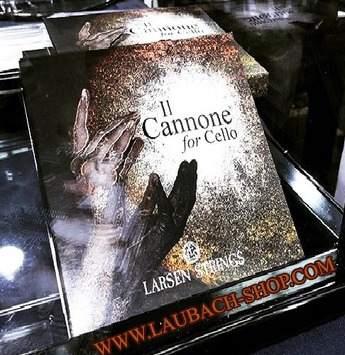 Струны для виолончели  IL CANNONE LARSEN  купить недорого