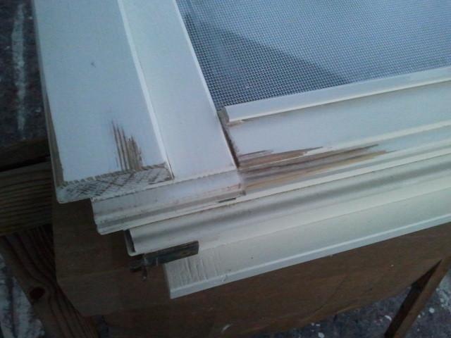 Fenster streichen und renovieren gruenegurke m huttenlocher - Wasser am fenster ...