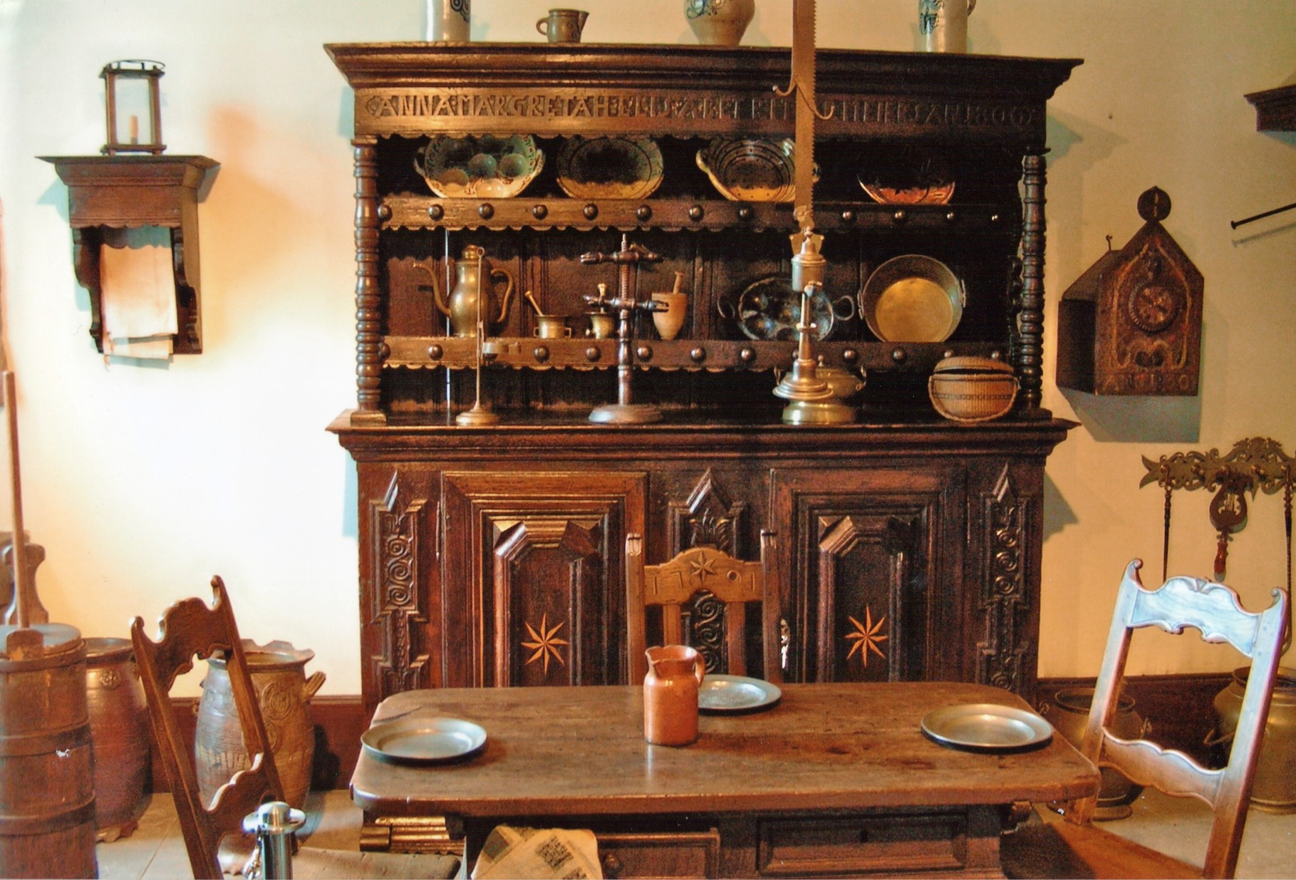 Küche, 18./ früh. 19. Jahrhundert