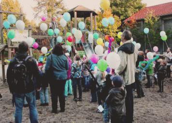Zur Feier des 25jährigen Bestehens war der Ballonwettbewerb nur einer der vielen Höhepunkte.