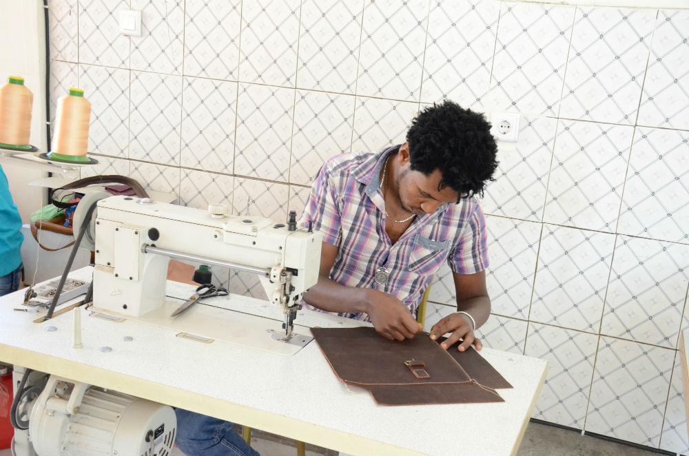 Manufaktur, Addis Abeba