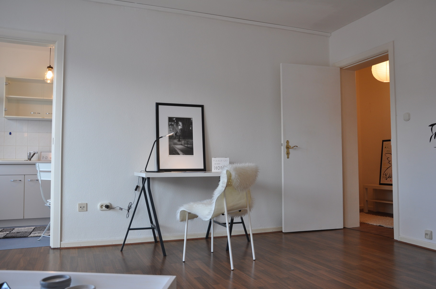 Optimmo Home Staging - Arbeitsbereich nachher
