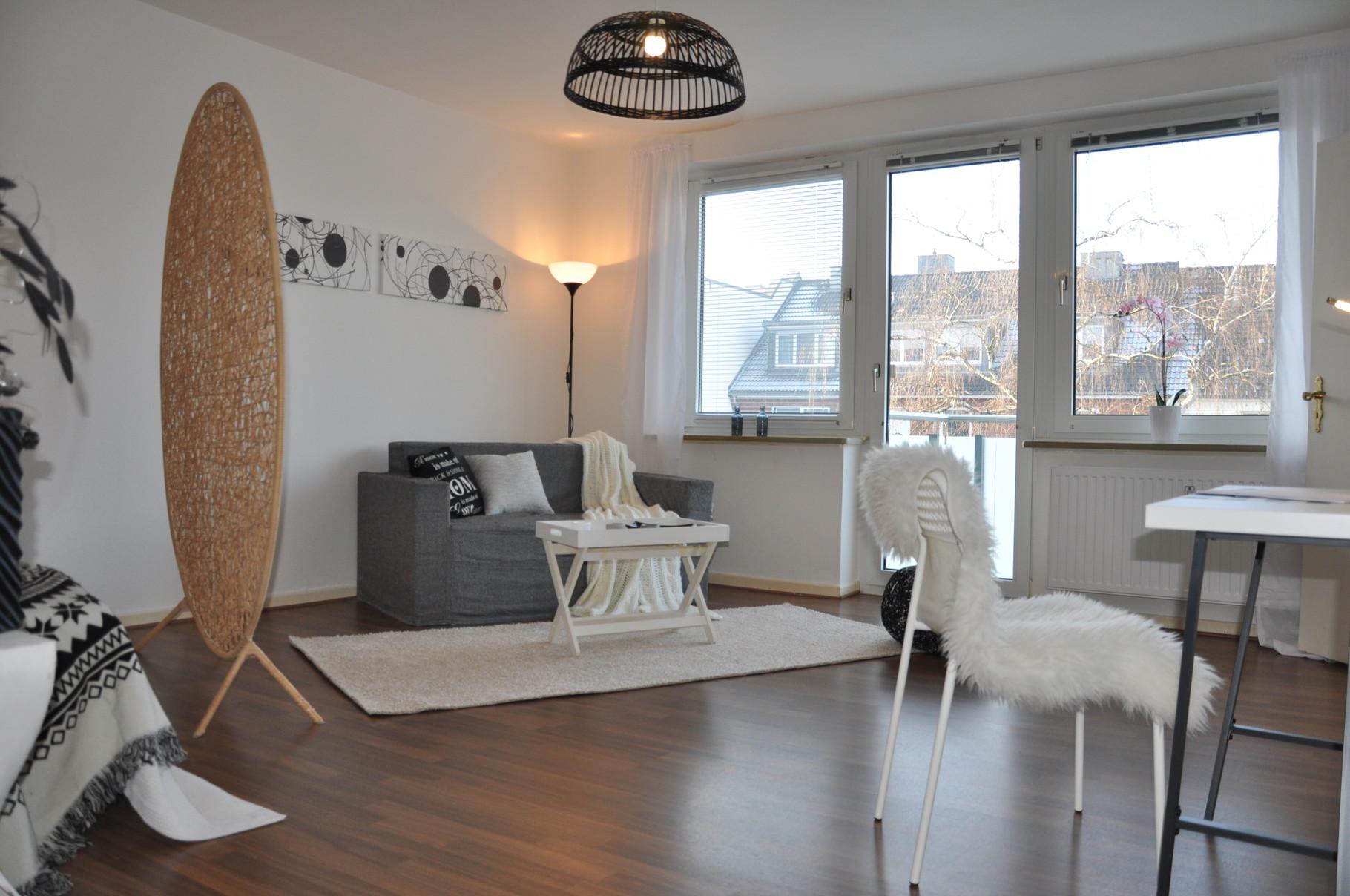 Optimmo Home Staging - Wohnbereich nachher