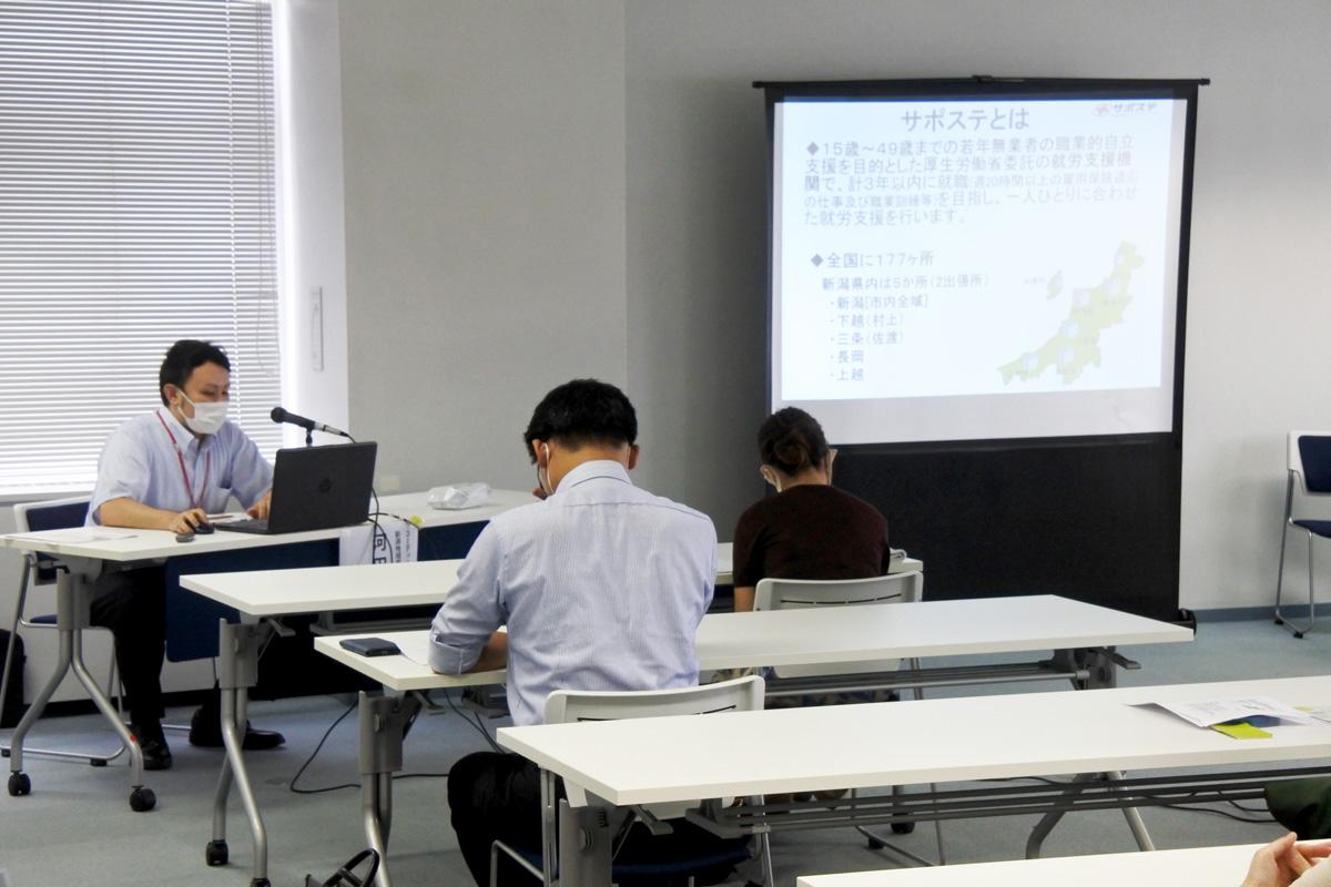 【9/22開催報告】トークカフェ@新潟を開催しました!