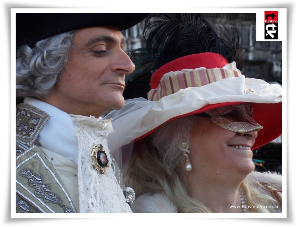 Venecia en Carnaval