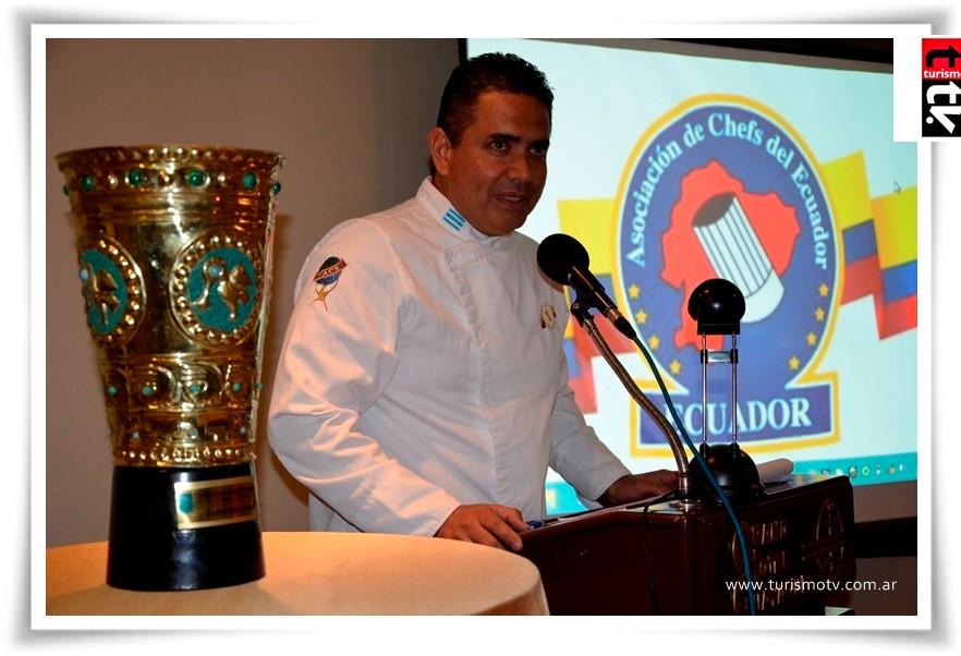 Gastronomía en Ecuador