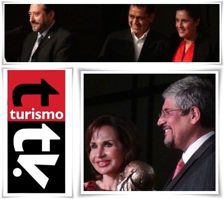Discursos inaugurales en FITE 2013, Guayaquil, Ecuador