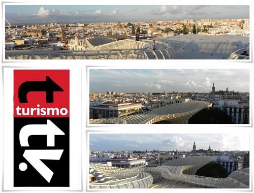 España: Turismo Tv, televisión turística en Sevilla