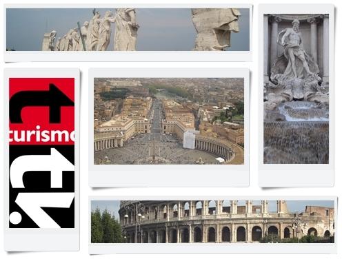 Turismo Tv en Roma. Ttv, televisión tur´stica