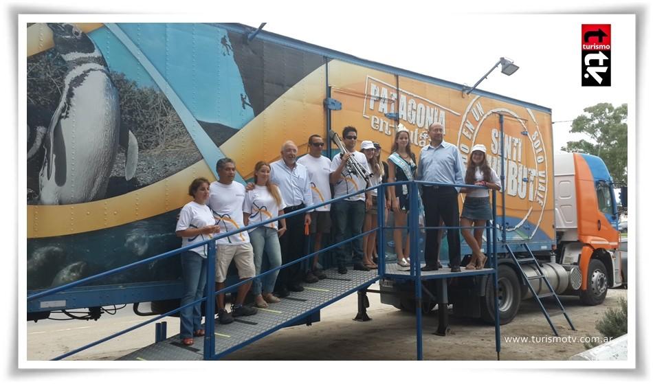 Esquel promociona su oferta turística en Pinamar