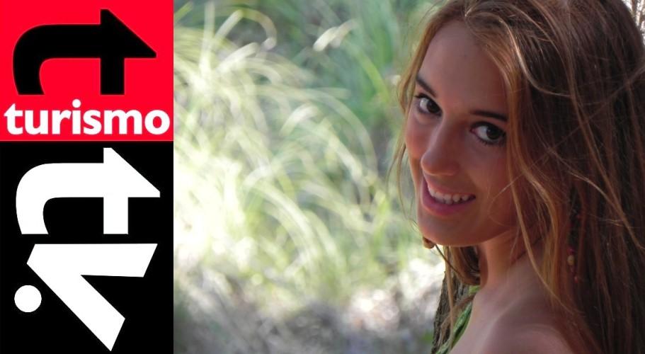 Gabriela Marinelli para Turismo Tv, televisión turística