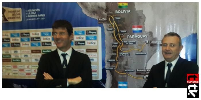 Dakar 2017 Turismo Tv, Televisión Turística