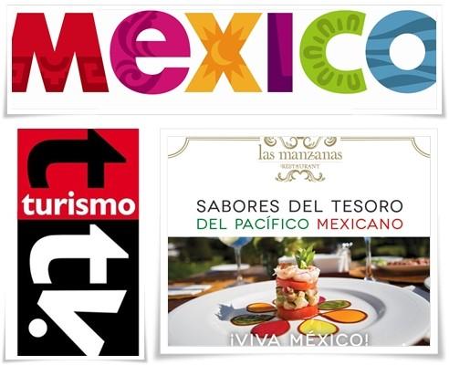 """turismo tv televisión turística méxico sabores Festival Gastronómico """"Sabores del Tesoro del Pacifico Mexicano"""