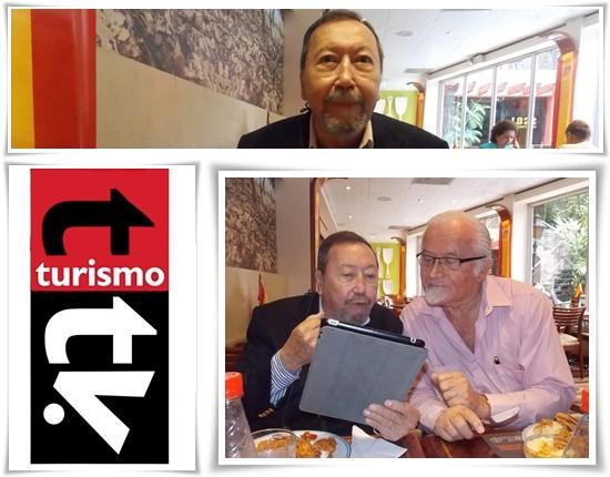 Alejandro Gallard Prio y Gino Luzi