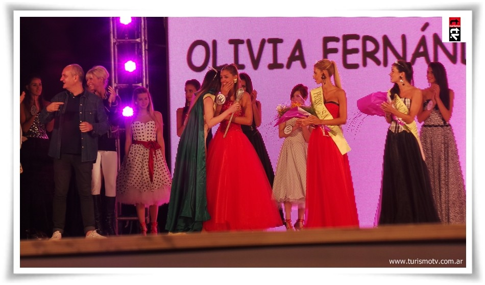 La Coronación de Miss Pinamar