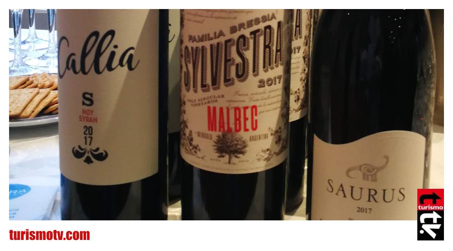 Coviar y Fehgra vinos argentinos Silvestre