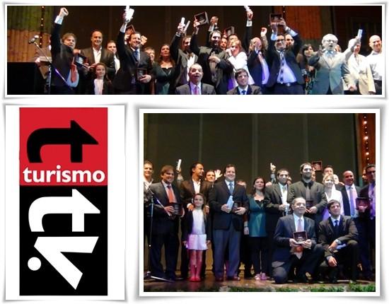 Turismo Tv en premios Bitacora 2013 Mensajero Web